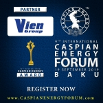 Vien Group becomes partner of Caspian Energy Forum Baku – 2019