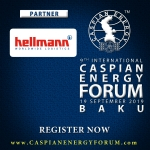 Hellmann Worldwide Logistics becomes partner of Caspian Energy Forum Baku – 2019