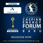 """AzeriCard"" стал партнером Caspian Energy Forum Baku – 2019"