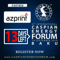 Azprint Company becomes partner of Caspian Energy Forum Baku – 2019